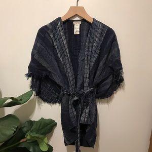Free People Tribal Kimono
